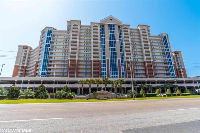 455 E Beach Blvd #1511, Gulf Shores, AL 36542 (MLS #294839) :: Elite Real Estate Solutions