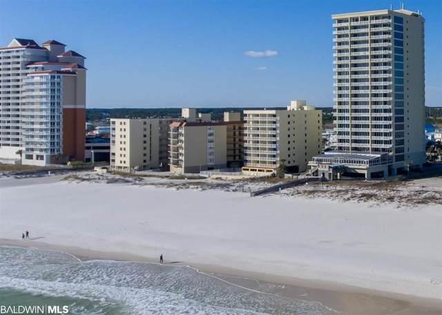 511 E Beach Blvd #604, Gulf Shores, AL 36542 (MLS #294873) :: Elite Real Estate Solutions
