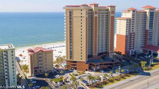 401 E Beach Blvd #802, Gulf Shores, AL 36542 (MLS #294897) :: JWRE Powered by JPAR Coast & County