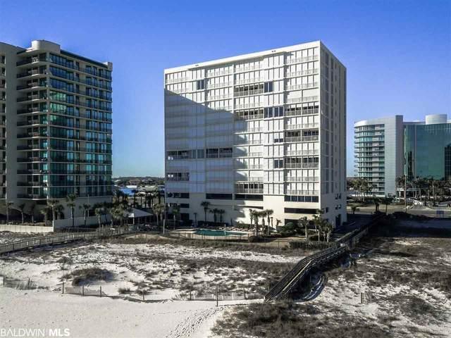 29500 Perdido Beach Blvd #1403, Orange Beach, AL 36561 (MLS #294934) :: JWRE Powered by JPAR Coast & County