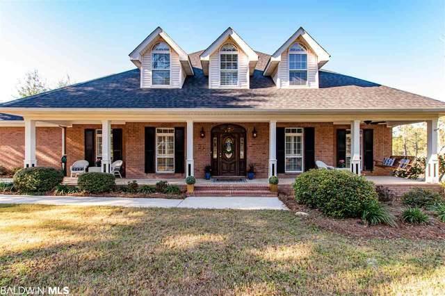 7575 O'hara Drive, Daphne, AL 36527 (MLS #294939) :: Dodson Real Estate Group