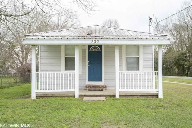 202 NE 2nd Street, Summerdale, AL 36580 (MLS #294953) :: Elite Real Estate Solutions