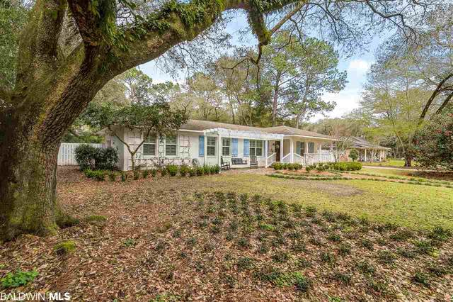 14143 Oak Street, Magnolia Springs, AL 36555 (MLS #294981) :: JWRE Powered by JPAR Coast & County