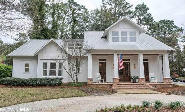 471 Liberty Street, Fairhope, AL 36532 (MLS #294997) :: Elite Real Estate Solutions