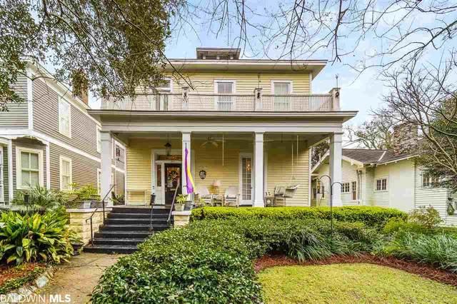 257 S Georgia Avenue, Mobile, AL 36604 (MLS #295022) :: Ashurst & Niemeyer Real Estate