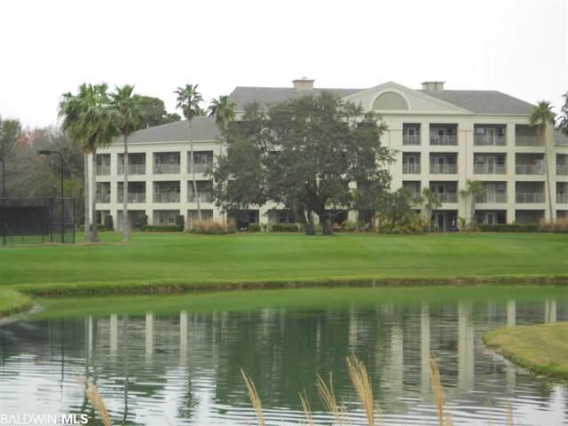 100 Peninsula Blvd A101, Gulf Shores, AL 36542 (MLS #295044) :: Dodson Real Estate Group