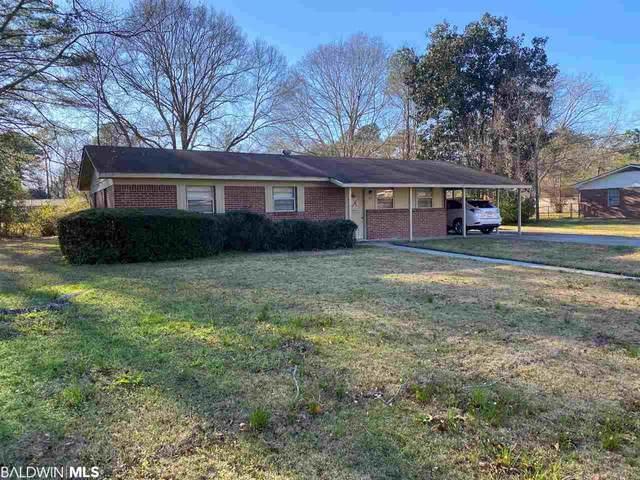 107 Avalon Street, Brewton, AL 36426 (MLS #295050) :: Elite Real Estate Solutions