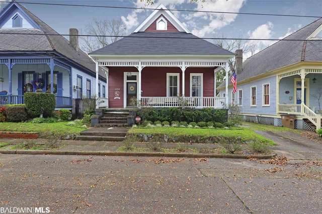 1154 New Saint Francis Street, Mobile, AL 36604 (MLS #295075) :: Ashurst & Niemeyer Real Estate