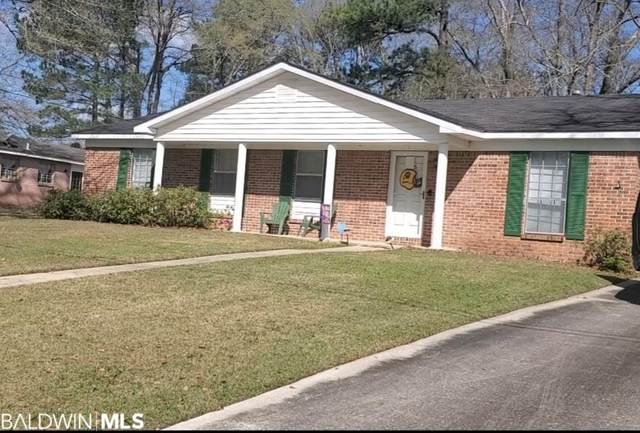 305 N Pine Street, Brewton, AL 36426 (MLS #295096) :: ResortQuest Real Estate