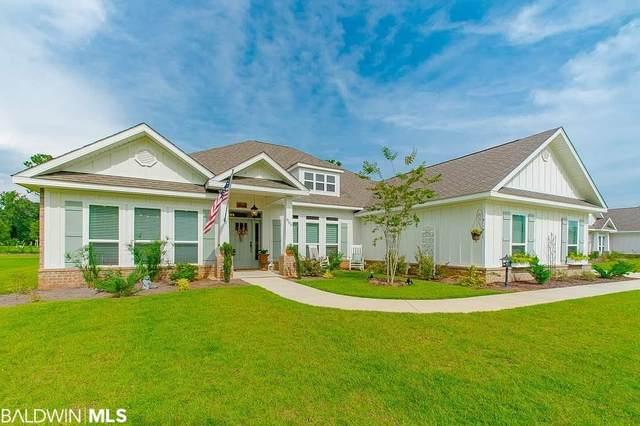 866 Onyx Lane, Fairhope, AL 36532 (MLS #295116) :: Elite Real Estate Solutions