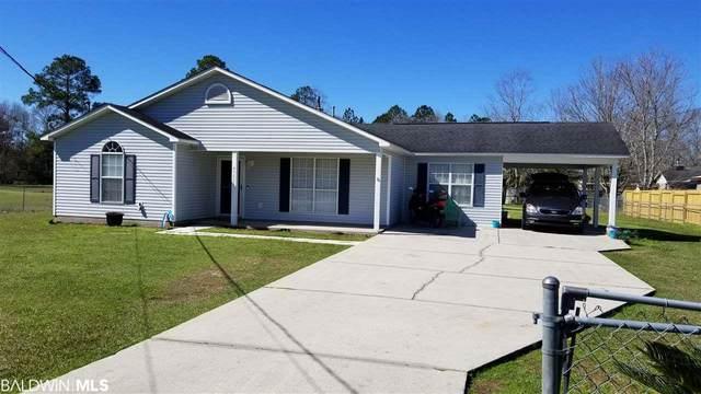 45667 Oak Ln, Bay Minette, AL 36507 (MLS #295140) :: Elite Real Estate Solutions
