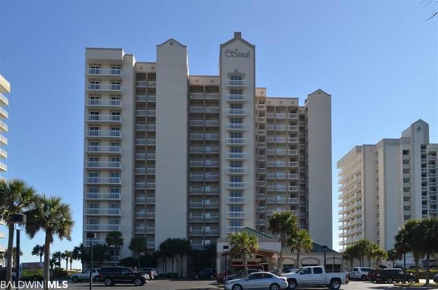 24880 Perdido Beach Blvd #804, Orange Beach, AL 36561 (MLS #295172) :: JWRE Powered by JPAR Coast & County