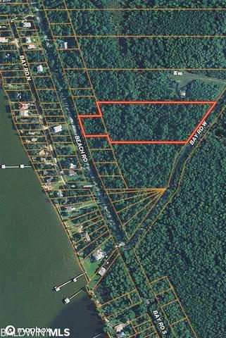 0 W Bay Road, Foley, AL 36535 (MLS #295187) :: Coldwell Banker Coastal Realty