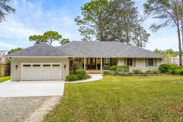 14807 Ridge Road, Summerdale, AL 36580 (MLS #295222) :: EXIT Realty Gulf Shores