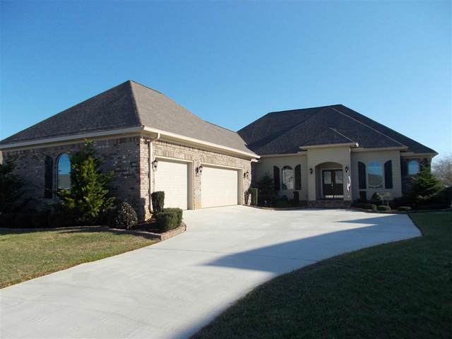 11734 Jericho Drive, Daphne, AL 36526 (MLS #295223) :: JWRE Powered by JPAR Coast & County