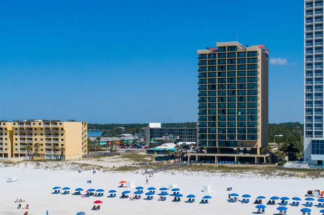 533 W Beach Blvd #1205, Gulf Shores, AL 36542 (MLS #295224) :: Elite Real Estate Solutions