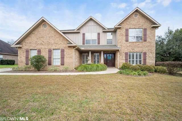 823 Summer Lake Street, Fairhope, AL 36532 (MLS #295278) :: Elite Real Estate Solutions