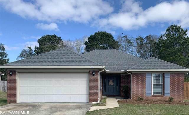 747 Amador Avenue, Fairhope, AL 36532 (MLS #295288) :: Elite Real Estate Solutions