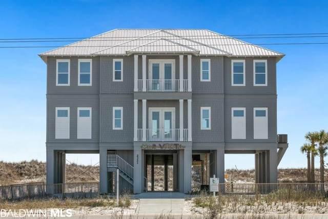 2321 W Beach Blvd, Gulf Shores, AL 36542 (MLS #295410) :: Coldwell Banker Coastal Realty