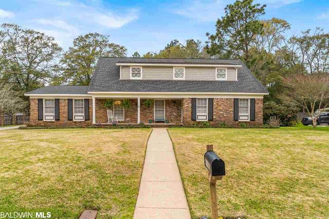 908 E Regents Drive, Mobile, AL 36695 (MLS #295435) :: Elite Real Estate Solutions