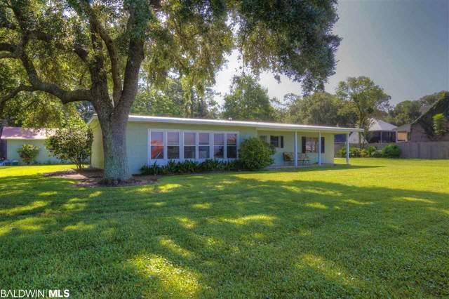 14065 Scenic Highway 98, Fairhope, AL 36532 (MLS #295441) :: Elite Real Estate Solutions