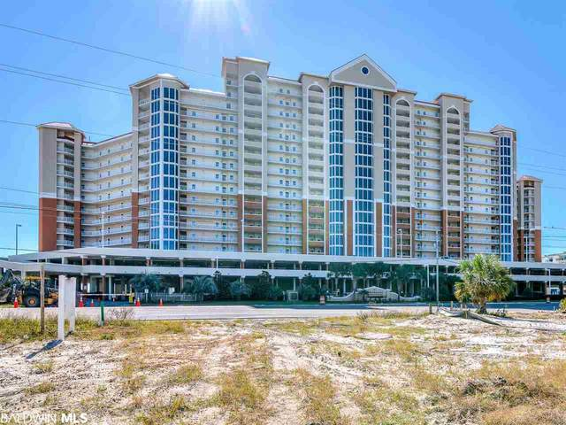 455 E Beach Blvd #706, Gulf Shores, AL 36542 (MLS #295530) :: Elite Real Estate Solutions