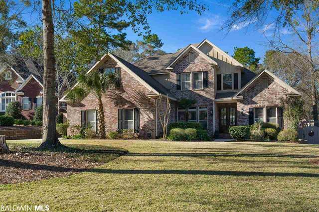 7101 Rushing Water Court, Spanish Fort, AL 36527 (MLS #295544) :: Gulf Coast Experts Real Estate Team