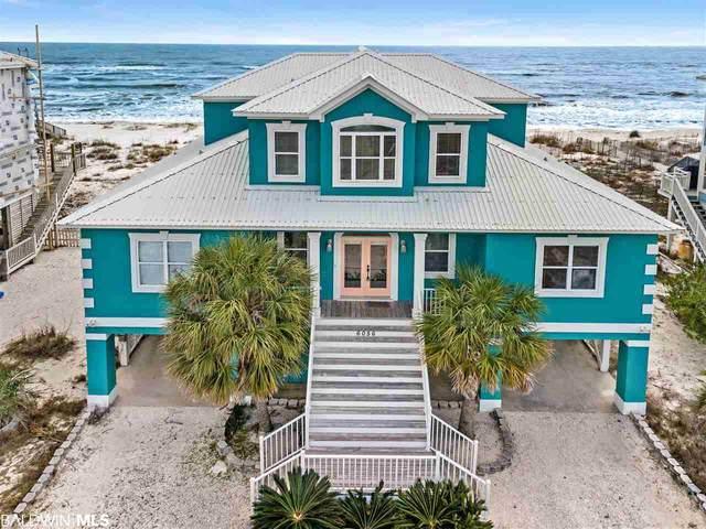 6056 South Sea Circle, Gulf Shores, AL 36542 (MLS #295587) :: Elite Real Estate Solutions