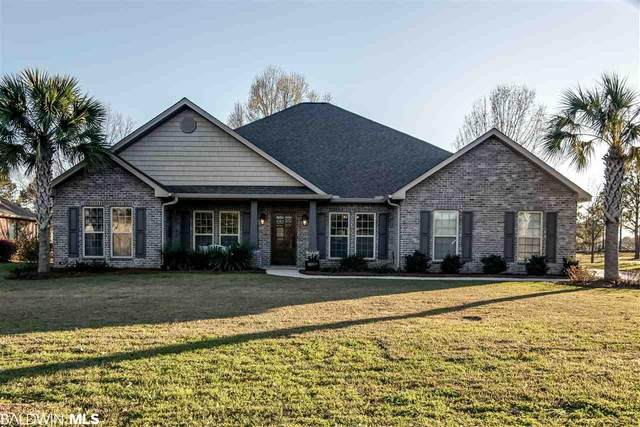 22962 Carnoustie Drive, Foley, AL 36535 (MLS #295784) :: Coldwell Banker Coastal Realty