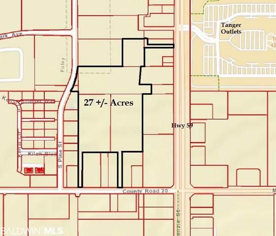 10253 St Hwy 59, Foley, AL 36535 (MLS #295853) :: JWRE Powered by JPAR Coast & County