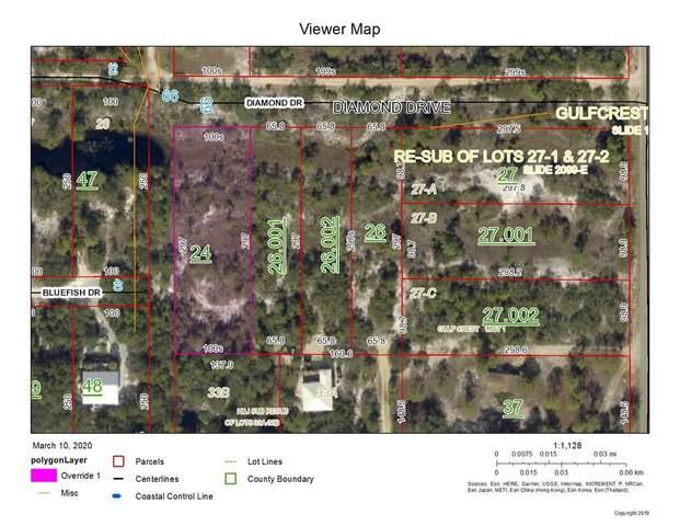0 Diamond Dr, Gulf Shores, AL 36542 (MLS #295921) :: Coldwell Banker Coastal Realty