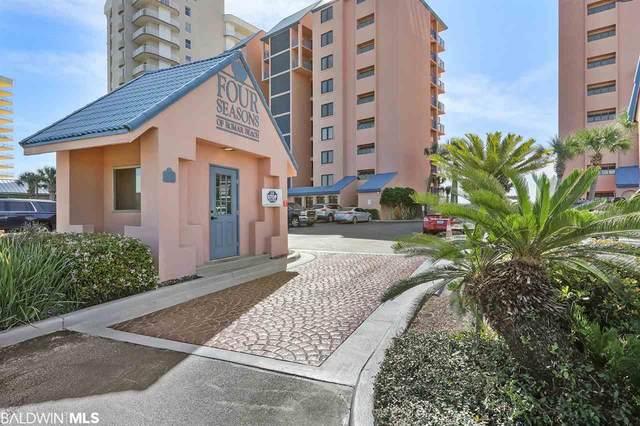 26072 Perdido Beach Blvd 401W, Orange Beach, AL 36561 (MLS #295928) :: ResortQuest Real Estate