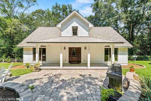 14009 Highway 104, Silverhill, AL 36576 (MLS #295936) :: Gulf Coast Experts Real Estate Team