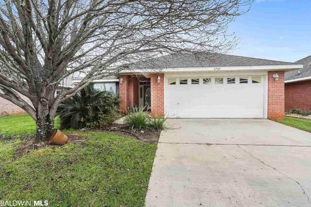 2705 Hampton Park Circle, Foley, AL 36535 (MLS #295939) :: EXIT Realty Gulf Shores