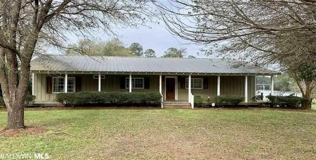 16975 Sweeney Rd, Summerdale, AL 36580 (MLS #295950) :: Elite Real Estate Solutions