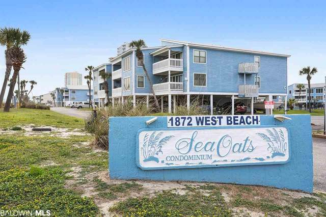 1872 W Beach Blvd I204, Gulf Shores, AL 36542 (MLS #295965) :: JWRE Powered by JPAR Coast & County