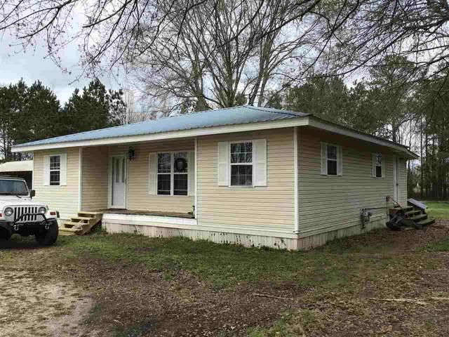2135 Sugar Hill Rd, Monroeville, AL 36460 (MLS #295987) :: Dodson Real Estate Group