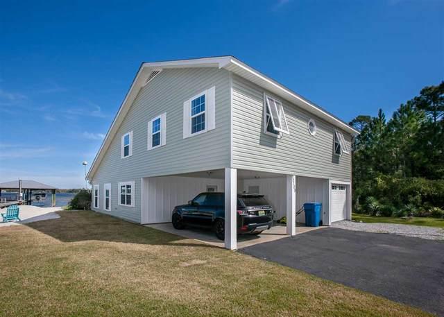 29709 N Bayshore Drive, Orange Beach, AL 36561 (MLS #295999) :: Gulf Coast Experts Real Estate Team