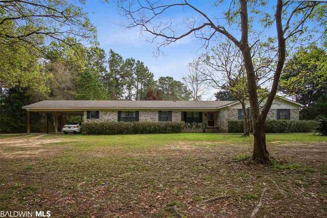 17187 Bemis Lane, Elberta, AL 36530 (MLS #296042) :: Dodson Real Estate Group