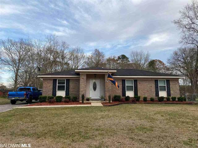 140 Mathieson Ave, Saraland, AL 36571 (MLS #296046) :: Elite Real Estate Solutions
