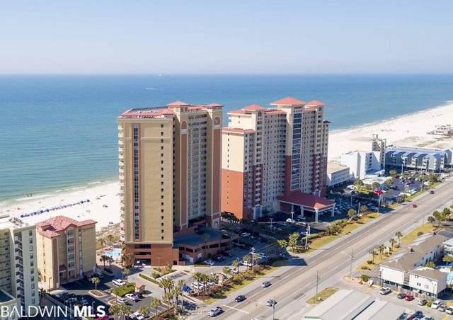 401 E Beach Blvd #1107, Gulf Shores, AL 36542 (MLS #296074) :: ResortQuest Real Estate