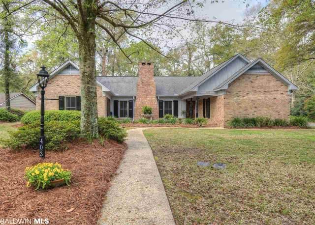 403 Village Drive, Daphne, AL 36526 (MLS #296111) :: JWRE