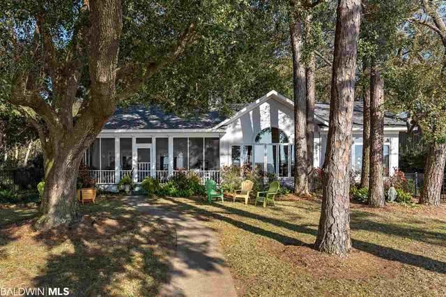 14221 Scenic Highway 98, Fairhope, AL 36532 (MLS #296116) :: Dodson Real Estate Group