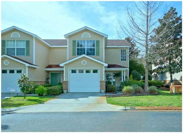 1517 Regency Road #96, Gulf Shores, AL 36542 (MLS #296170) :: Gulf Coast Experts Real Estate Team