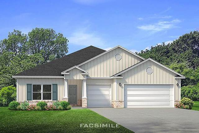 31282 Limpkin Street Lot 375, Spanish Fort, AL 36527 (MLS #296200) :: Elite Real Estate Solutions