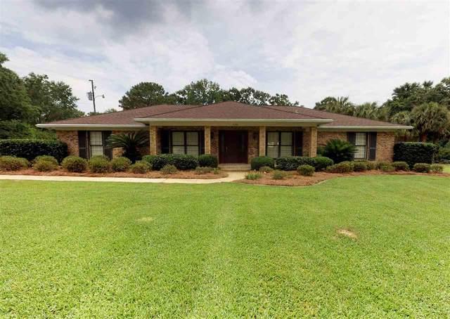 7731 Pendarvis Lane North, Irvington, AL 36544 (MLS #296221) :: Elite Real Estate Solutions