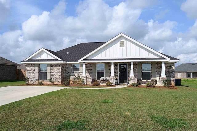 21669 Asher Lane, Robertsdale, AL 36567 (MLS #296252) :: Gulf Coast Experts Real Estate Team