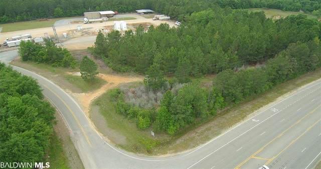 1 Highway 113, Brewton, AL 36426 (MLS #296266) :: Coldwell Banker Coastal Realty