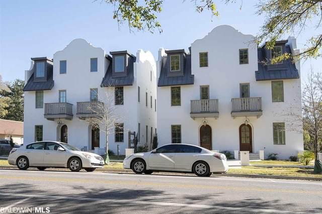 72 Fairhope Avenue #6, Fairhope, AL 36532 (MLS #296276) :: EXIT Realty Gulf Shores
