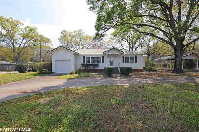 5839 Nevius Road, Mobile, AL 36619 (MLS #296283) :: Elite Real Estate Solutions